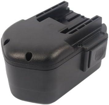 Cameron Sino 1500 mAh 21.6wh batteria di ricambio per per per MILWAUKEE 0615 – 24 | Uscita  | Di Qualità Superiore  | Materiali Di Altissima Qualità  2b6910
