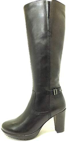 Tamaris Damen Stiefel 1-1-25556-21/001 schwarz 522268