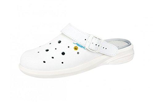 Preisvergleich Produktbild Abeba 37630 – 35 Easy Schuh Blitzschuh ESD,  Weiß,  37630-43