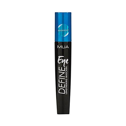 Makeup Academy Eye Define Mascara, Black, 12ml