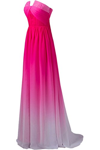 Missdressy -  Vestito  - plissettato - Donna Pink