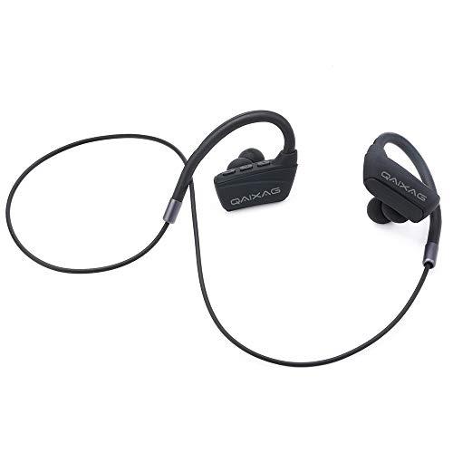 OPAKY QAIXAG Wireless BT4.2 Run Sport Stereo Kopfhörer Kopfhörer-Headset,für iPhone, iPad, Samsung, Huawei,Tablet usw