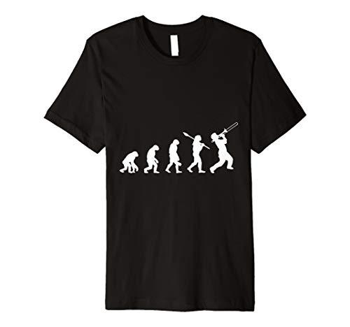 Evolution Posaune T-Shirt