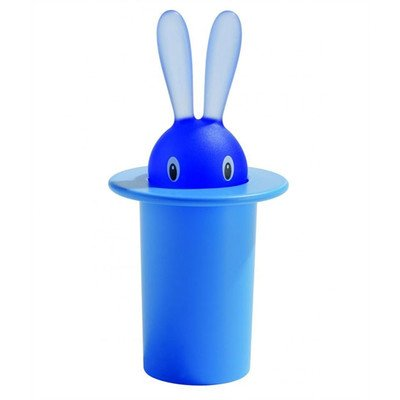 Magic Bunny Toothpick Holder by Stefano Giovannoni by Alessi - Alessi Magic Bunny