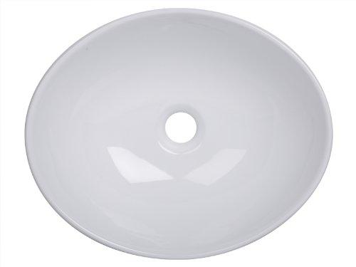 Countertop Bathroom Hand Wash Basin Bowl - Surface Mounted ...