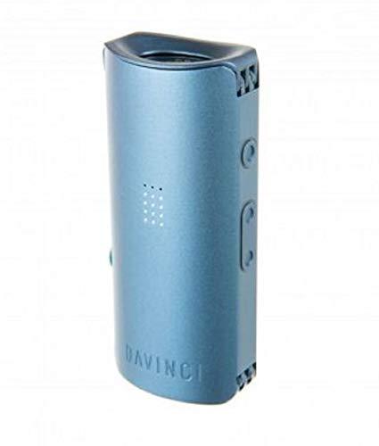 Da Vinci - Vaporizzatore MIQRO con sistema di ventilazione in zirconio, batteria 18350 rimovibile
