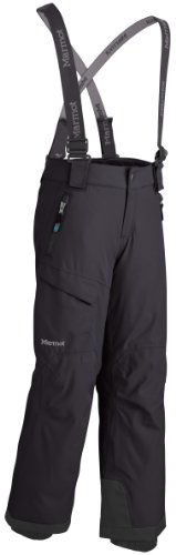 Marmot Jungen Hose Edge Insulated, Black, XL, 70100-001-6 (Pant Edge Insulated)