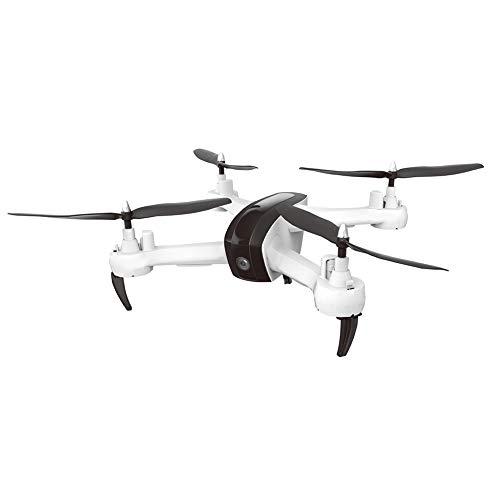 WiFi FPV Drone con Videocamera HD 1080P Grandangolare Live Video RC Quadcopter, One Key off/Landing App Controllo Tempo di Volo Lungo, Facile da Pilotare per Principianti,Bianca