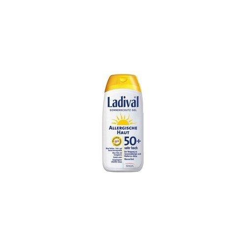 Ladival Allergische Haut LSF 50 Sonnenschutz Gel, 200 ml