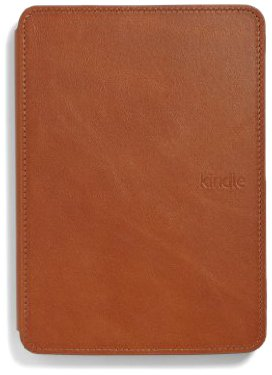 Funda de cuero Amazon para Kindle Touch,...