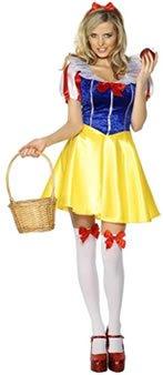 Günstige Erwachsene Kostüm Prinzessin Für Disney - Sexy Märchen Prinzessinnen-Kostüm für Damen - S