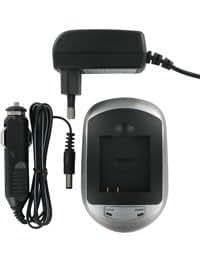 Chargeur pour PANASONIC LUMIX DMC-FX30