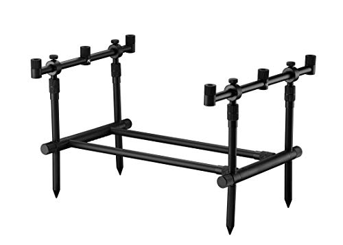 New Direction Tackle Rod pod (3 rods) for carp Fishing 3 Rod Pod
