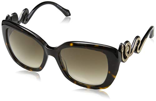 Roberto Cavalli Damen Rc1026-18X-Silber Sonnenbrille, Silber, 61
