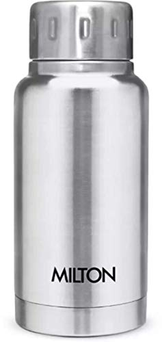 Milton Thermosteel 165 ml Flask  Pack of 1, Steel/Chrome