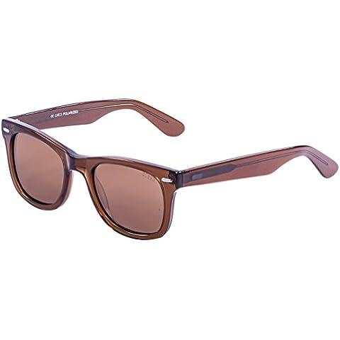 Ocean Lowers-Occhiali da sole, colore: marrone trasparente/Brown Lens