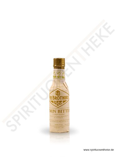Fee Brother Lemon Bitters 45,9% - 150 ml