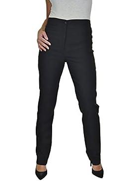 ICE Pantalones de Cintura Alta,