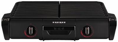Tefal TG8008 Elektrogrill Family Black Edition