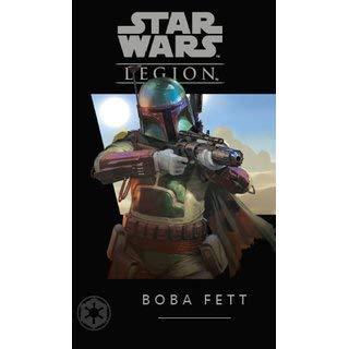 Star Wars: Legion - Boba Fett (deutsche Ausgabe)