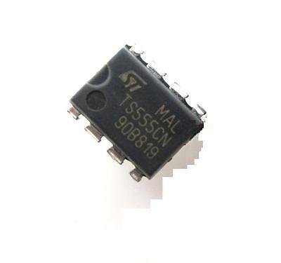 555-timer-schaltungen (2ts555cn 555DIP8IC, Timer Low Power CMOS New)