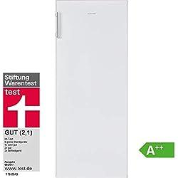 Bomann VS 3171 Kühlschrank/A++ / 144 cm / 103 kWh/Jahr /245 L Kühlteil/Flaschenhalterung [Energieklasse A++]