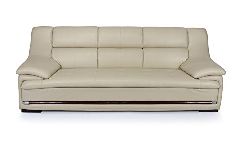 Home City Hola Three Seater  Sofa (Beige)