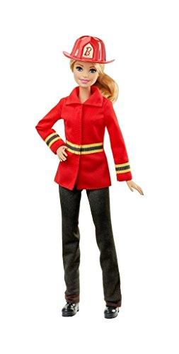 Mattel-Barbie-DHB23-Modepuppen-Ich-wre-gern-Feuerwehrfrau