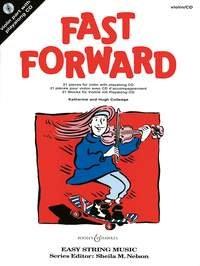COLLEDGE K.H. - Fast Forward (Third Book) para Violin (Inc.CD)