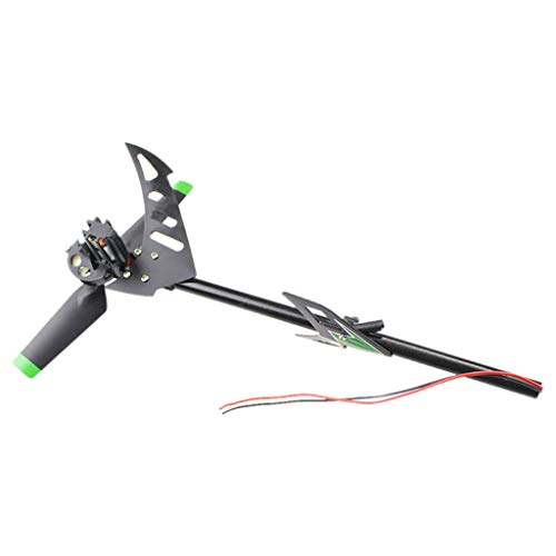 Hahuha , Brushless Tail Motor with Tail Tubet Spare Part for Wltoys V912 RC Helicopter -