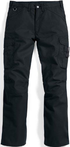 workerhose-bp-1466-canvas-schwarz-grosse-54-farbe-schwarz