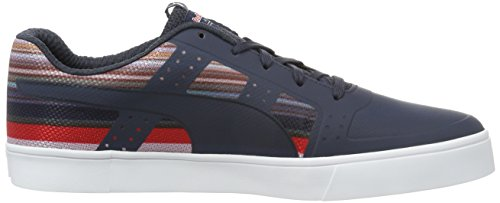 Puma Rbr Wings Vulc Speed, Sneaker Basse Unisex - Adulto Blu (blau (eclipse Total-eclipse Total-espectros Amarillo 01))