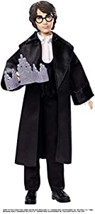 Harry Potter Muñeco Harry Potter Baile de navidad de Harry Potter con accesorios (Mattel GFG13)