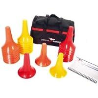 Precision Training Marker Cone Drill Set One Size by Precision Training