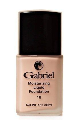 Moisturizing Liquid Foundation Rose Beige by Gabriel Cosmetics