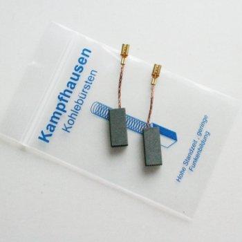 Preisvergleich Produktbild Kohlebürsten Kohlestifte 5x8x17.5 mm für Bosch Flex, Winkelschleifer PWS GWS GEX GNA GNF PSF