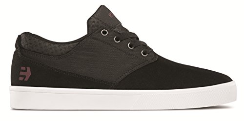 Etnies Jameson Mt, Chaussures de Skateboard Homme Black/Silver