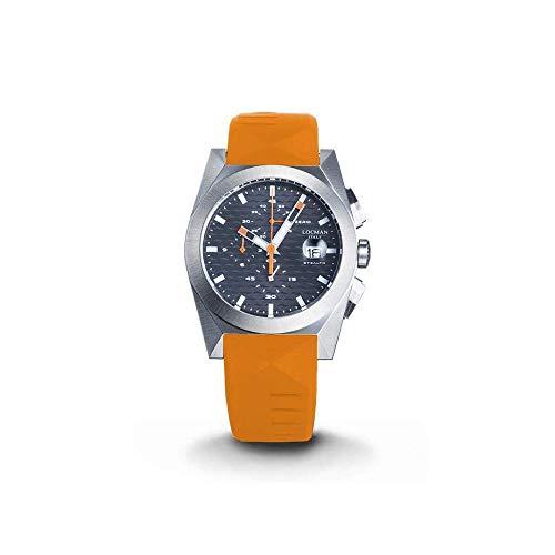 orologio cronografo uomo Locman Nuovo Stealth casual cod. 0812A07S-00GYORSO