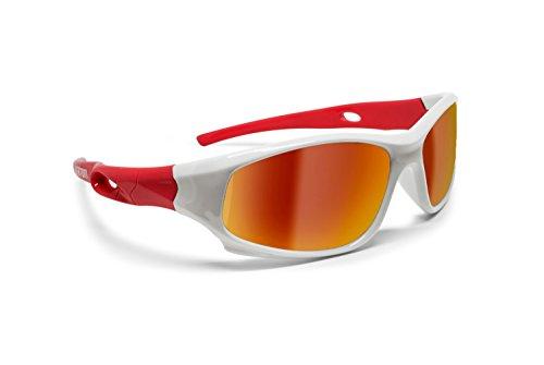 Kinderbrille Sonnenbrillen 4 bis 10 Jahren - Polarisierende Gläser 100% UV Schutz - KID Unisex -...