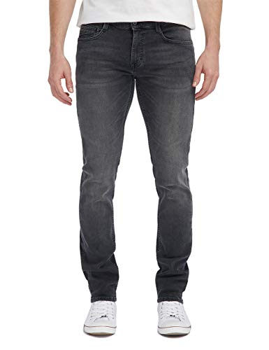 MUSTANG Oregon Tapered Jeans Uomo Nero W31/L32