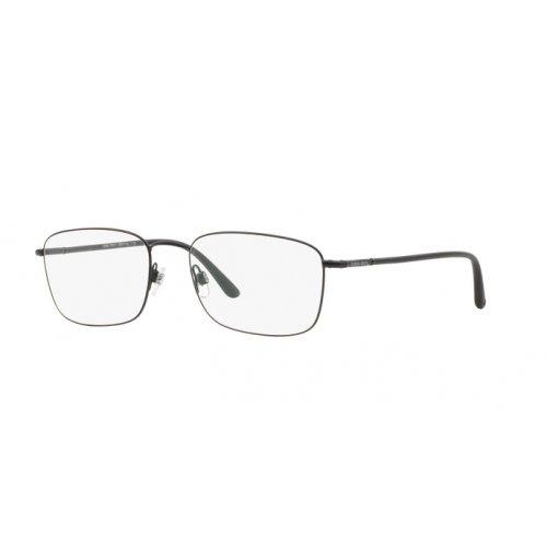 Giorgio Armani Für Mann 5023 Matte Black Metallgestell Brillen, 54mm