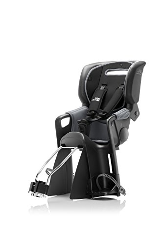 Preisvergleich Produktbild Britax Römer Fahrradsitz JOCKEY² COMFORT (9-22 kg), schwarz/grau