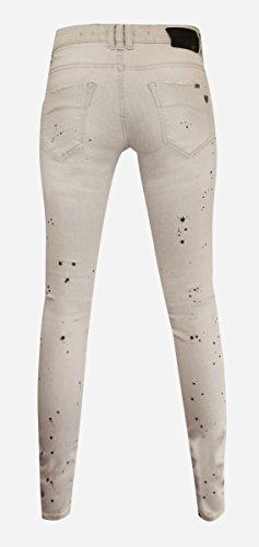 Zhrill Damen Jeans Hose skinny grau Grau