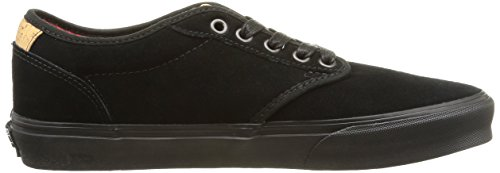 Vans ATWOOD Herren Sneakers Schwarz (suede/black/blanket)