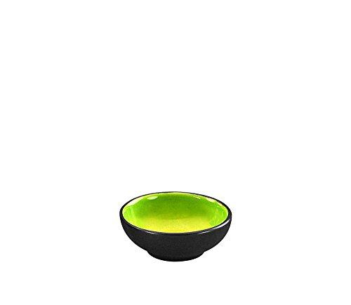 CreaTable HOT GREEN Sojaschale 8 cm/Tapasschale/Steinzeug/Schale