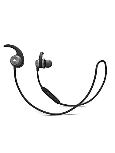 Boult Audio Wireless Bluetooth Earphones (Space Gray)