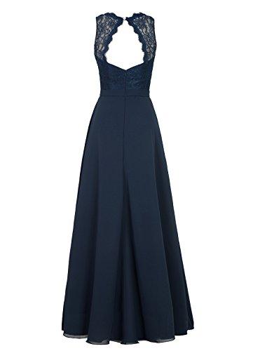 Dresstells Damen Rückenfreie Homecoming Kleider Abendkleider Grün