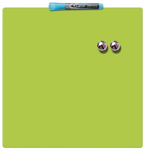 nobo-magnethafende-tafelquadrate-36x36-cm-grun