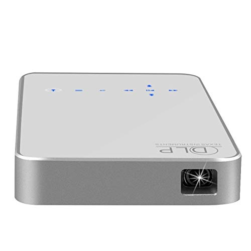 Cacacol ITC-DO5 50LM LED 854   480 DLP RGBLED Portable Projector WiFi Androoid