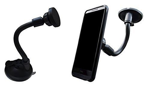 Lilware lang Tube Weich Universal Auto Halterung für Smartphone/GPS-Schwarz